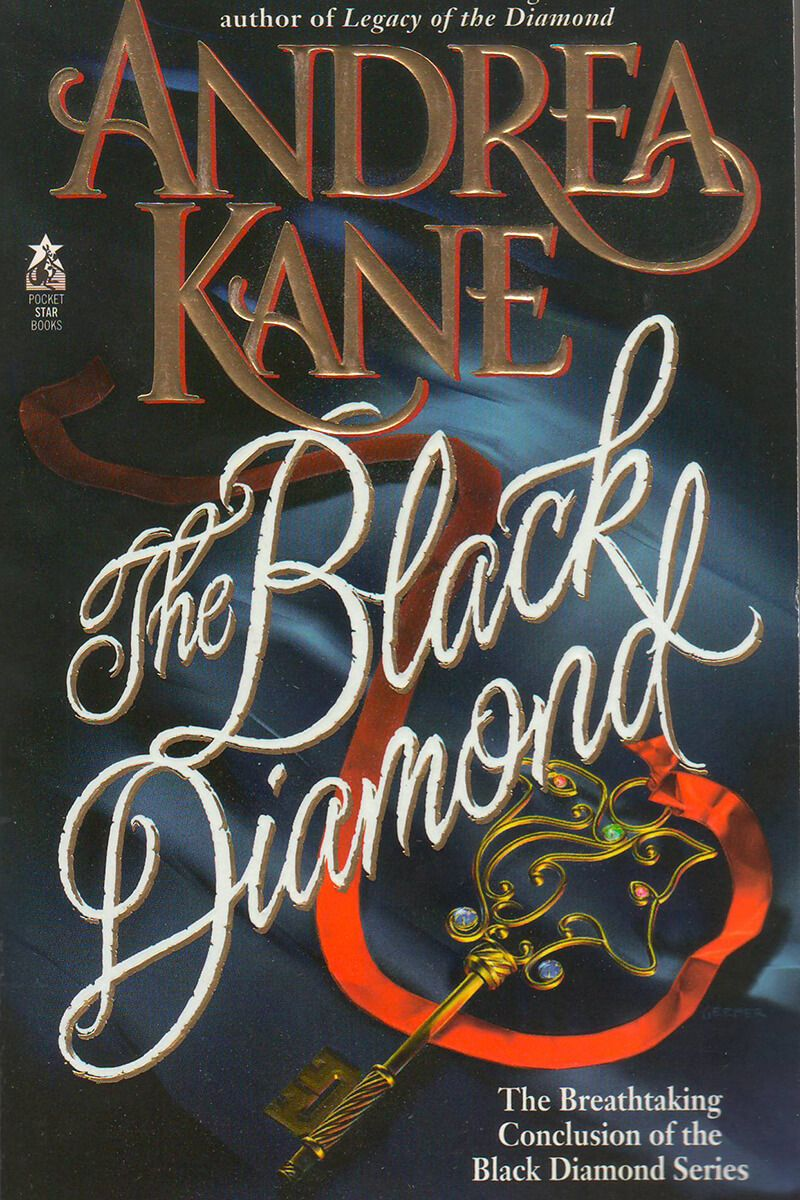 Andrea Kane - The Black Diamond